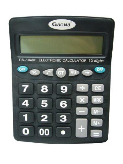 Калькулятор GAONA DS-1048H (12 разр.) настольный