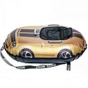Тюбинг-машинка Snow Cars Camaro