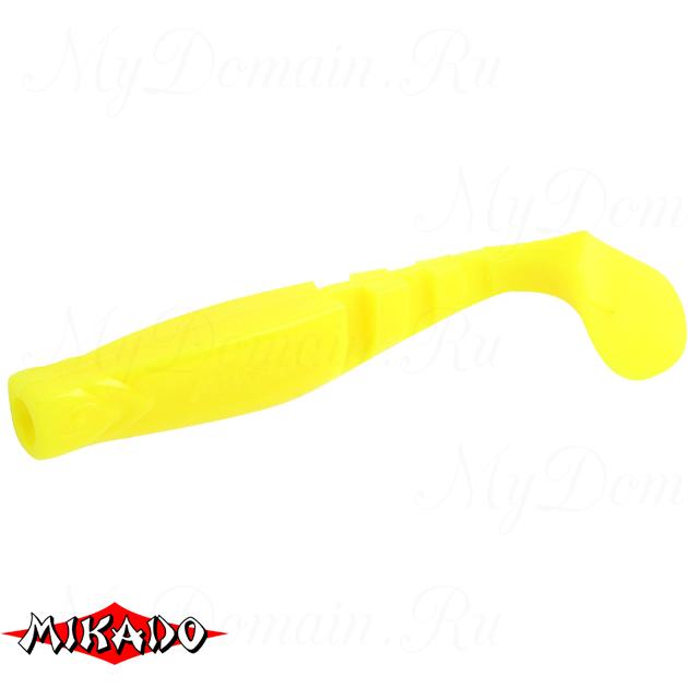"""Виброхвост Mikado FISHUNTER 2 """"съедобная резина"""" 5.5 см. / 325  уп.=5 шт., упак"""