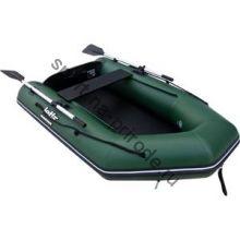 Лодка JET! надувная, модель NORFOLK 210 AM, цвет зеленая