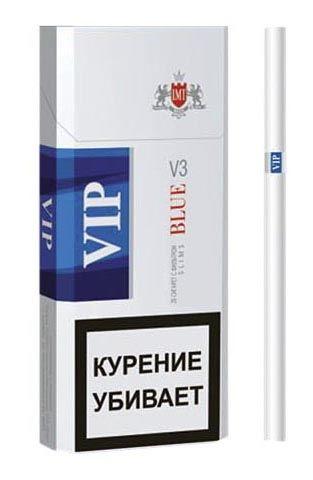 Сигареты Vip Blue