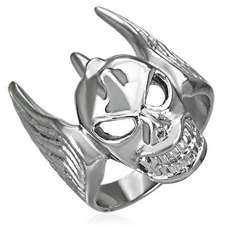 Стальной перстень RRMT02811