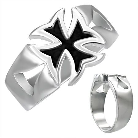 Перстень Мальтийский Крест