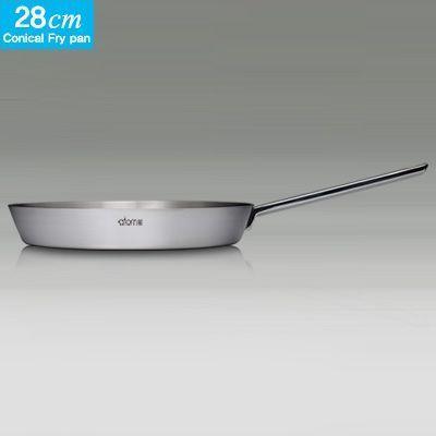 "Atomy Medicook conical frying pan 28 Атоми сковородка 28"""