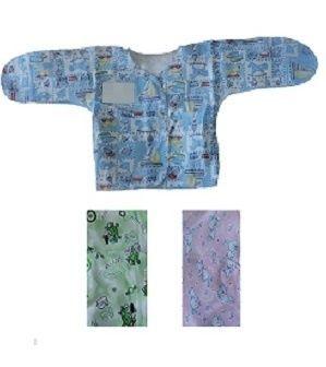 Распашонка детская с рукавичками Efri-Sd72ф (футер)