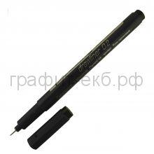 Ручка капиллярная Edding 0,2 1880-0,2 черная