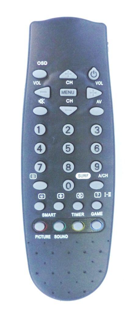 Philips RC0770/01, RC0764/01 (TV) (20PT118A, 20PT132A, 21PT1321, 21PT1381, 21PT1383, 21PT1384, 21PT1663, 21PT2381, 21PT2682, 25PT4433, 25PT4623)