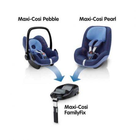 Автокресло Maxi-Cosi Pebble, группа 0+, вес до 13 кг.