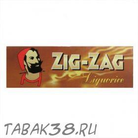 Сигаретная бумага Зиг Заг Лакрица, 50 шт