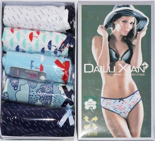 """Трусы женские, слипы """"Dailu Xian"""" DNL9949"""