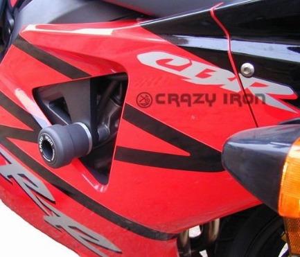 [CRAZY IRON] Слайдеры для Honda CBR929RR 2000-2001 CBR954RR 2002-2003
