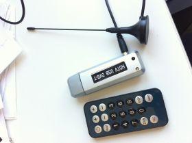 Цифровое телевидение HDTV DVB-T USB