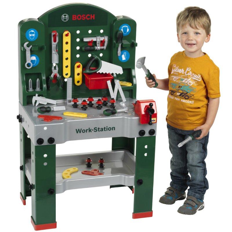 Детская мастерская Klein 8580 bosch