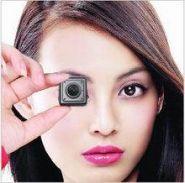 Самая маленькая микро  камера в мире