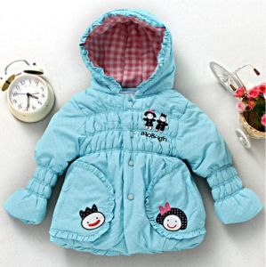 Куртка для девочки Китай