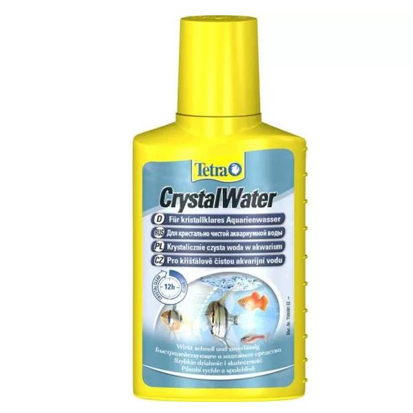 Кондиционер для прозрачности воды Tetra Aqua Crystal Water 250мл
