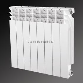 Алюминиевый радиатор Vivaldo Classic 500/100 6 секций