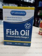 Fish Oil Premium Quality Omega 3 (60 caps)