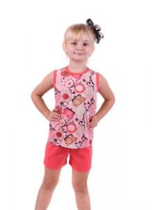 Комплект для девочки Р2014659 Свитанак