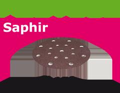 Шлифовальные круги STF-D150/16 P80 SA/5