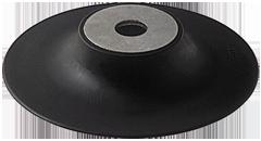 Шлифовальная тарелка с эластичной структурой ST-D115/0-EL