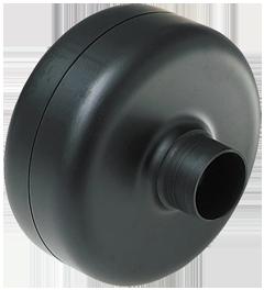 Искрогаситель для пылеудаляющего аппарата D 50 FL