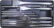 ACK-274006 Набор ударно-режущего инструмента Licota 13 предметов в ложементе
