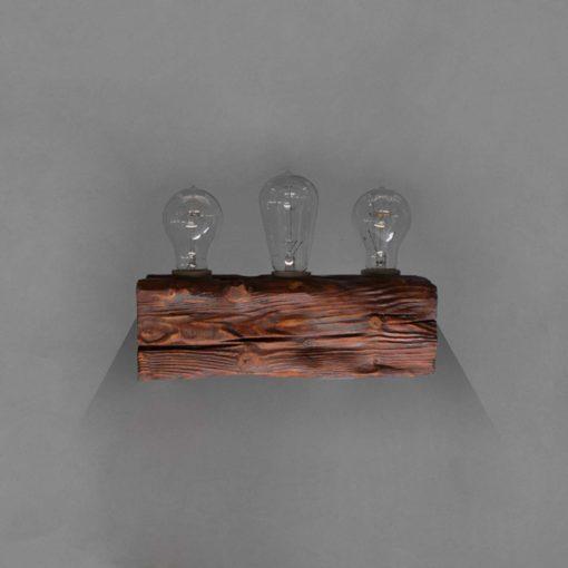 Настенный светильник Cube 3-1
