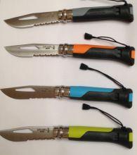 Нож выживания Opinel Outdoor Inox (пластиковая рукоять)