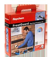Raychem Комплект для обогрева труб FROSTGUARD-19M + Устройство управления FrostGuard-ECO