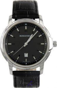 Часы ROMANSON TL2631MW(BK)