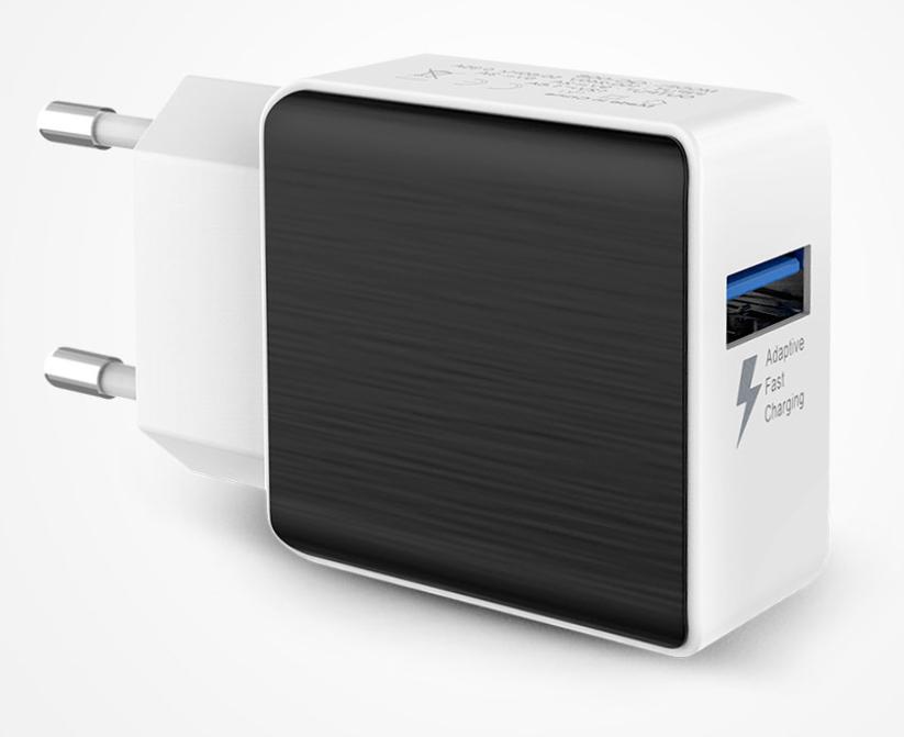 Зарядное устройство Adaptive Fast Charger USB LZ-316 (5V-2.5A/9V-1.8A)