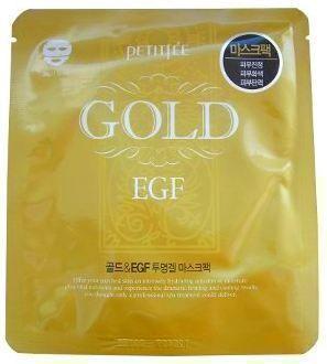 800588 Маска для лица гидрогелевая с золотом и EGF, 30g*1