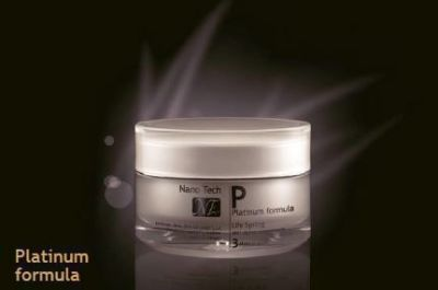 Антивозрастной крем Nano Tech Anti-Aging Nano Cream Platinum Formula