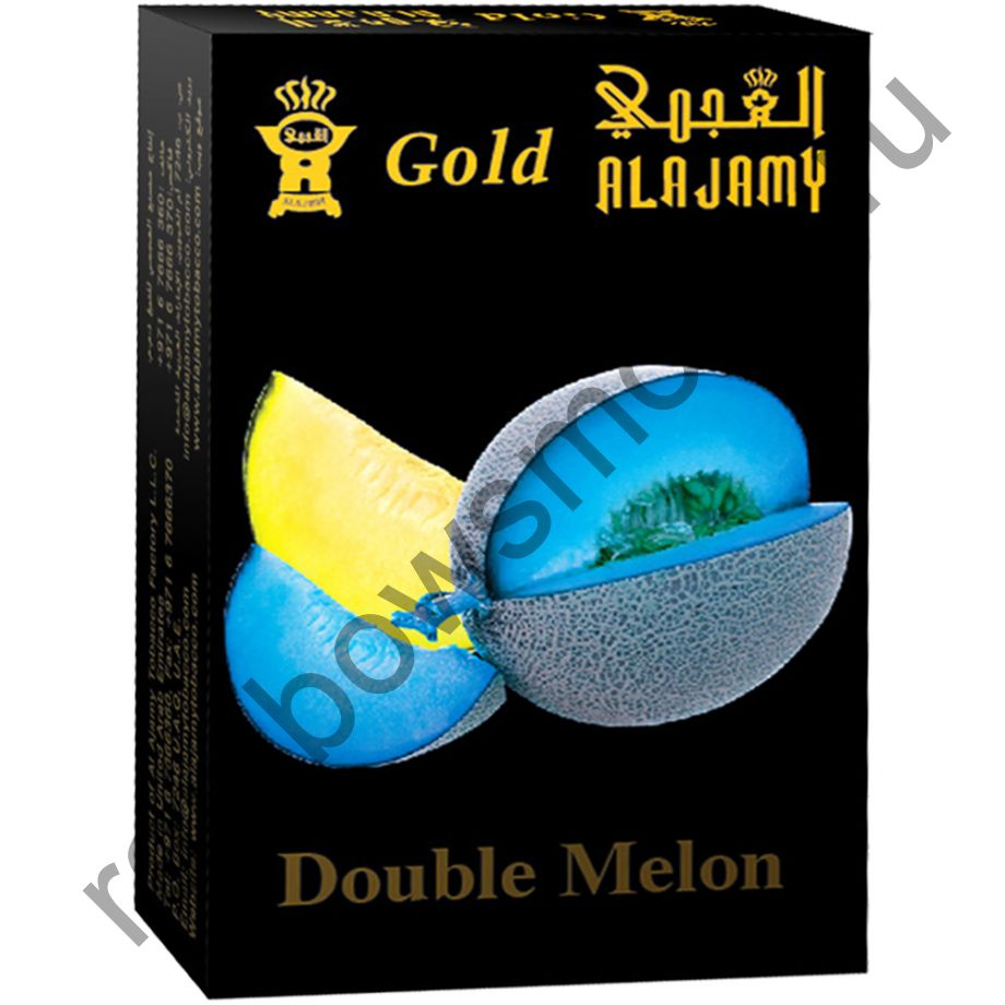 Al Ajamy Gold 50 гр - Double Melon (Двойная дыня)