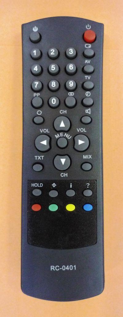 Polar RC-0401/7201 (TV) (37CTV1010, 37CTV2010, 37CTV4615, 51CTV2010, 51CTV2029, 54CTV2029,54CTV2039, 54CTV2129)