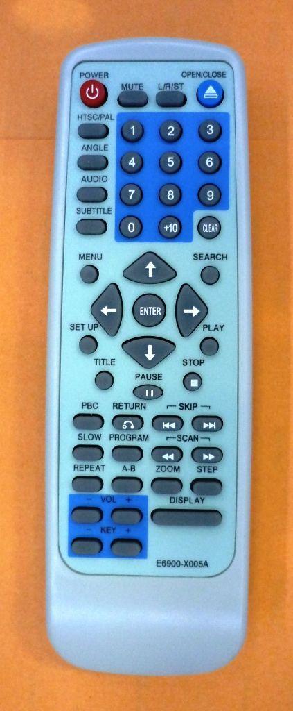 Rolsen E6900-X005A (DVD) (RDV-500)