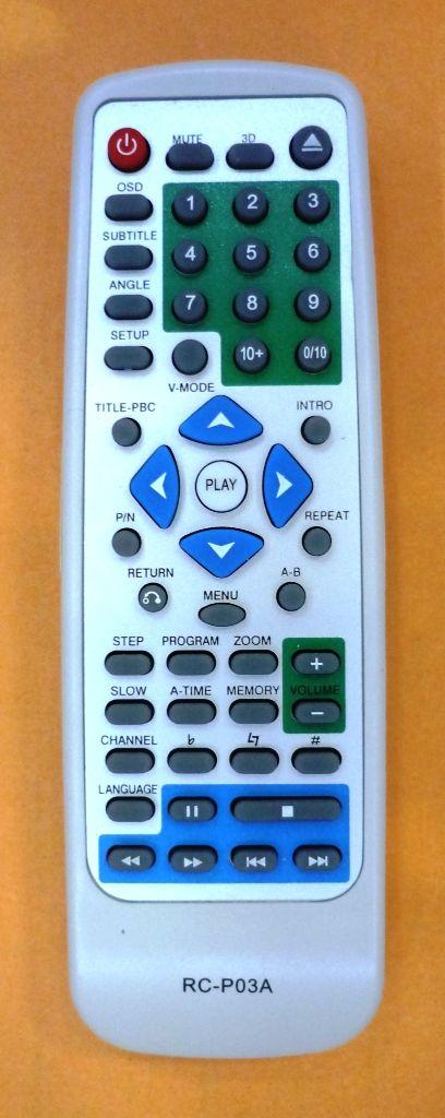 Rolsen RC-P03A (DVD) (RDV-700, RDV-700B, RDV-710)