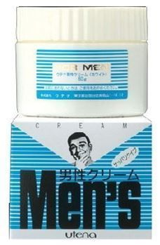 """121133 """"UTENA"""" """"Men's"""" Тонизирующий защитный крем после бритья с витамином В6, 60 г"""