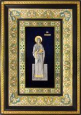 Пантелеймон Целитель (29х40), серебро