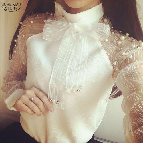 Блузка жен