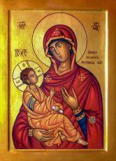 Икона Холмская икона Божией Матери