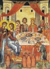 Икона Симон Кананит (Зилот) (копия старинной)