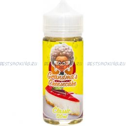 Е-жидкость Grandma's Cheesecake,Classic,  120 мл