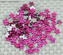 """Мелкие цветочки """"Красота"""""""