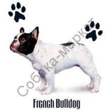 Французский бульдог футболка