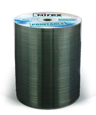 DVD+R printable inkjet (полная заливка) 4,7 Гб 16x  bulk 100