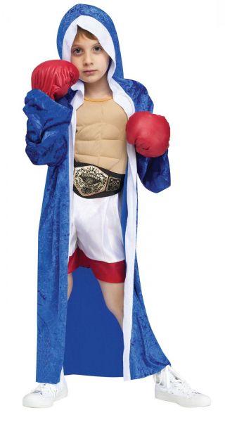 Детский костюм Чемпиона Боксера