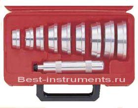 ATB-1132 Набор оправок для запрессовки сальников, подшипников, сайлентблоков Licota