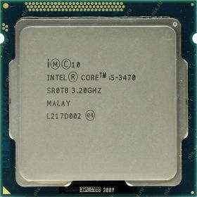 Процессор Intel Core i5-3470 Ivy Bridge (3200MHz, LGA1155, L3 6144Kb)
